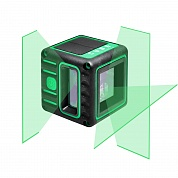 Уровень Cube 3d green professional edition (А00545)
