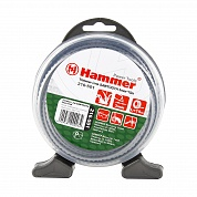 Леска для триммеров Hammer TL SAWTOOTH 4.0mm X 15m